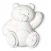 Білий ведмедик