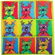 Warhol Reindeer